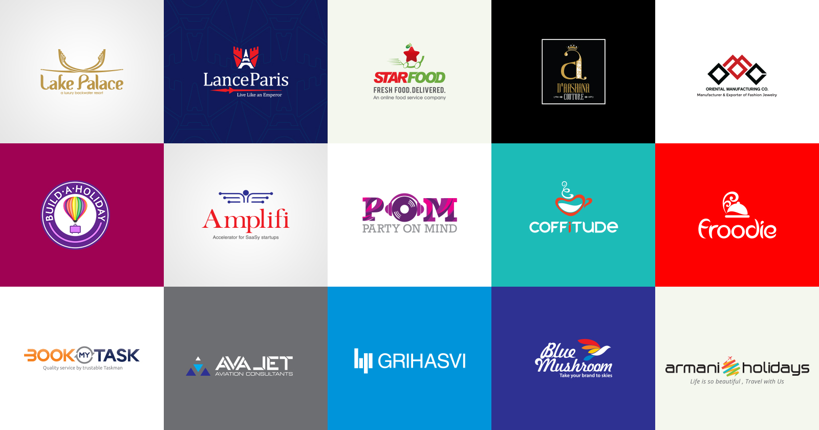 logo Sample Portfolio