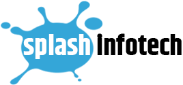 Splashinfotech logo